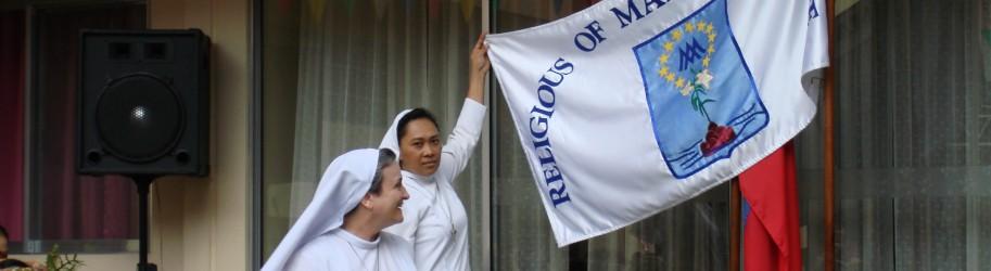 RMI Filipinas fotos Religiosas de María inmaculada