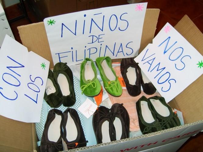 zapatos para niños de filipinas